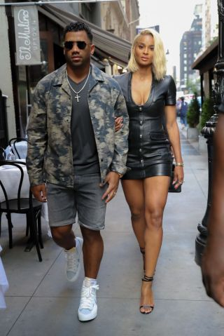 Celebrity Sightings In New York City- June 30, 2021