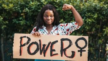Gender equality, women activists