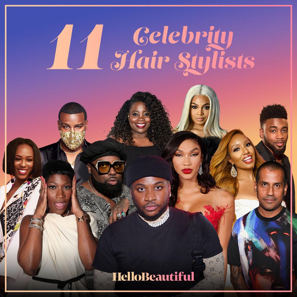 11 Celebrity Hairstylists