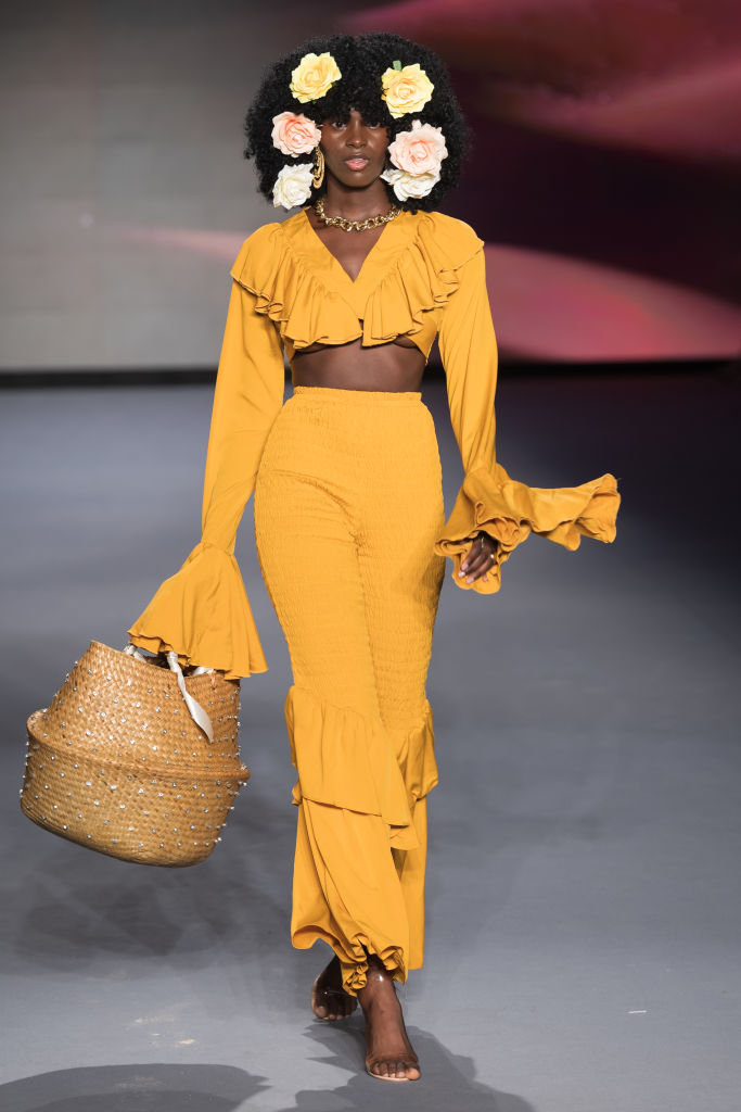 Models Of Color Matter Presents Bfyne Collection Paraiso Miami Beach