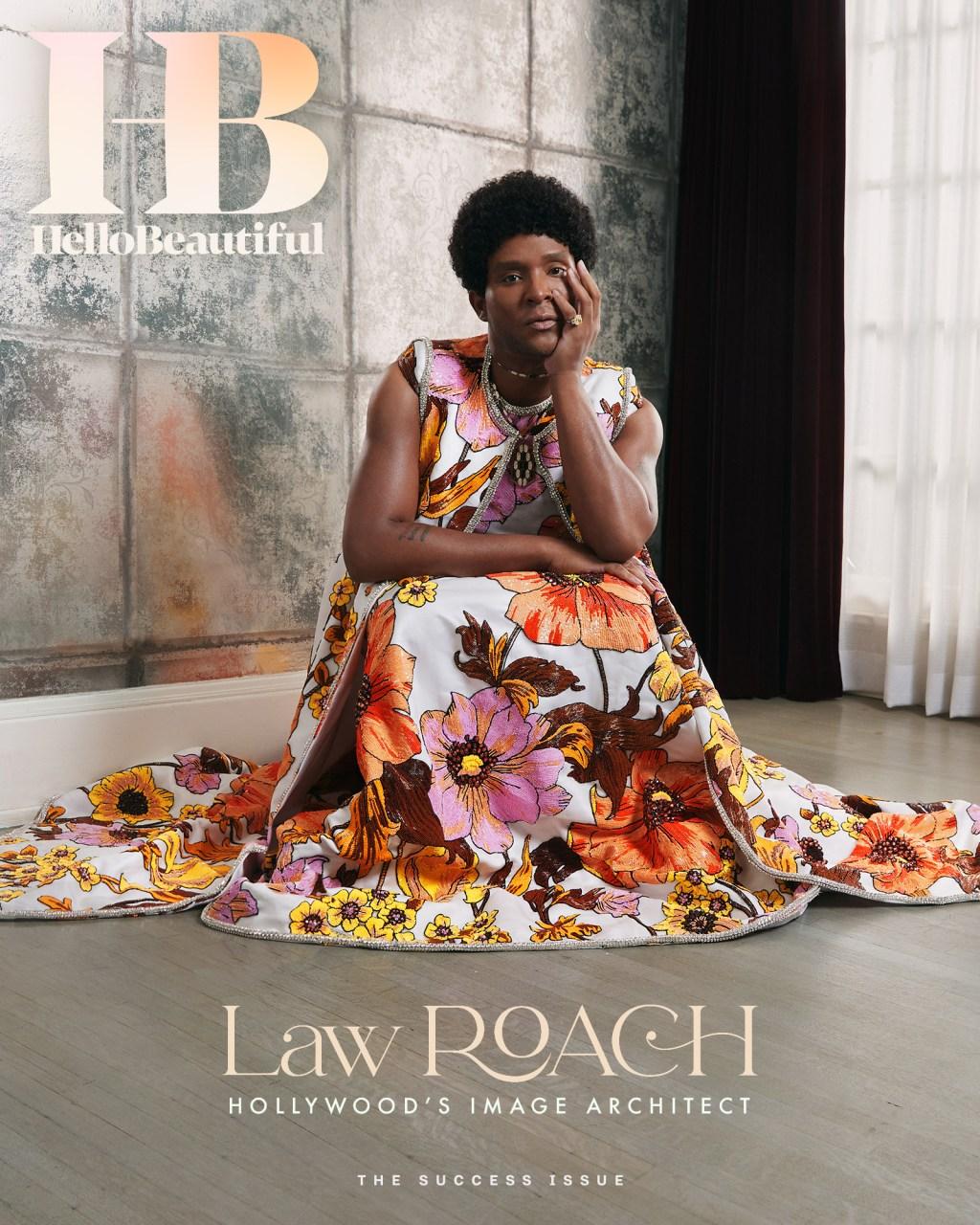 Law Roach July Digital Cover