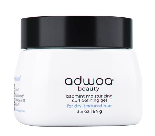 Adwoa Beauty Mini Baomint Moisturizing Curl Defining Gel