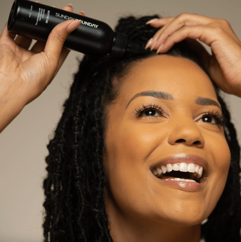 SUNDAY II SUNDAY SOOTHE ME Daily Scalp Serum for Dry Scalp Relief