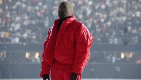 """DONDA By Kanye West"" Listening Event At Mercedes Benz Stadium In Atlanta, GA"