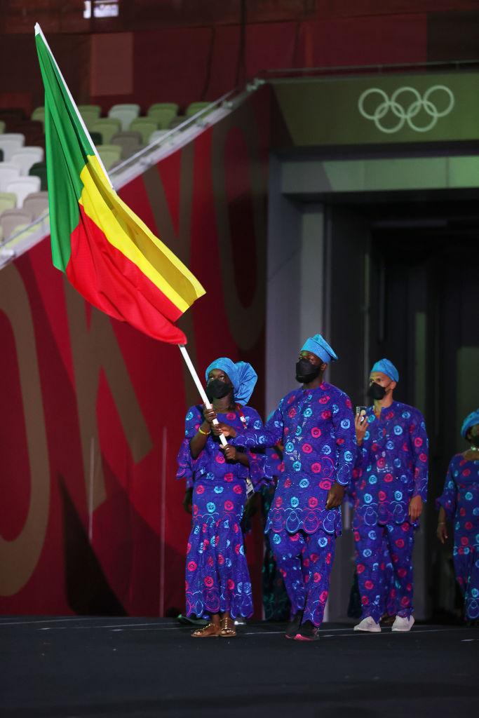 Team Benin