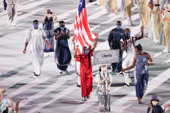 Team Liberia