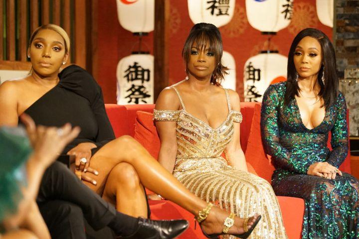 Kandi at The Real Housewives of Atlanta Season 11 Reunion