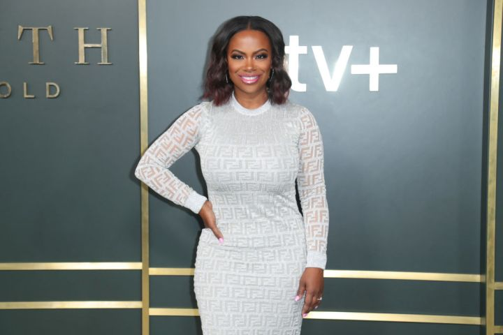 """Kandi Burruss at the Premiere Of Apple TV+'s """"Truth Be Told"""""""
