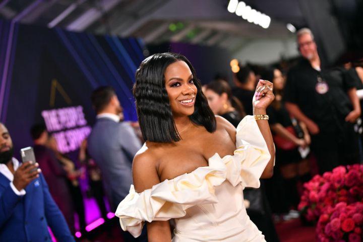 Kandi at the 2019 E! People's Choice Awards