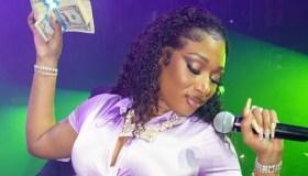 Megan Thee Stallion Performance At E11EVEN Miami