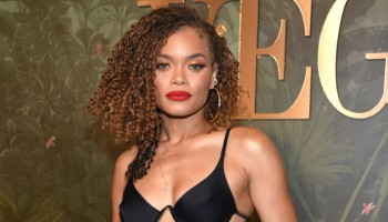 Vegas Magazine's Cover Party with Host Andra Day at The h.wood Group's Grand Opening of Delilah at Wynn Las Vegas