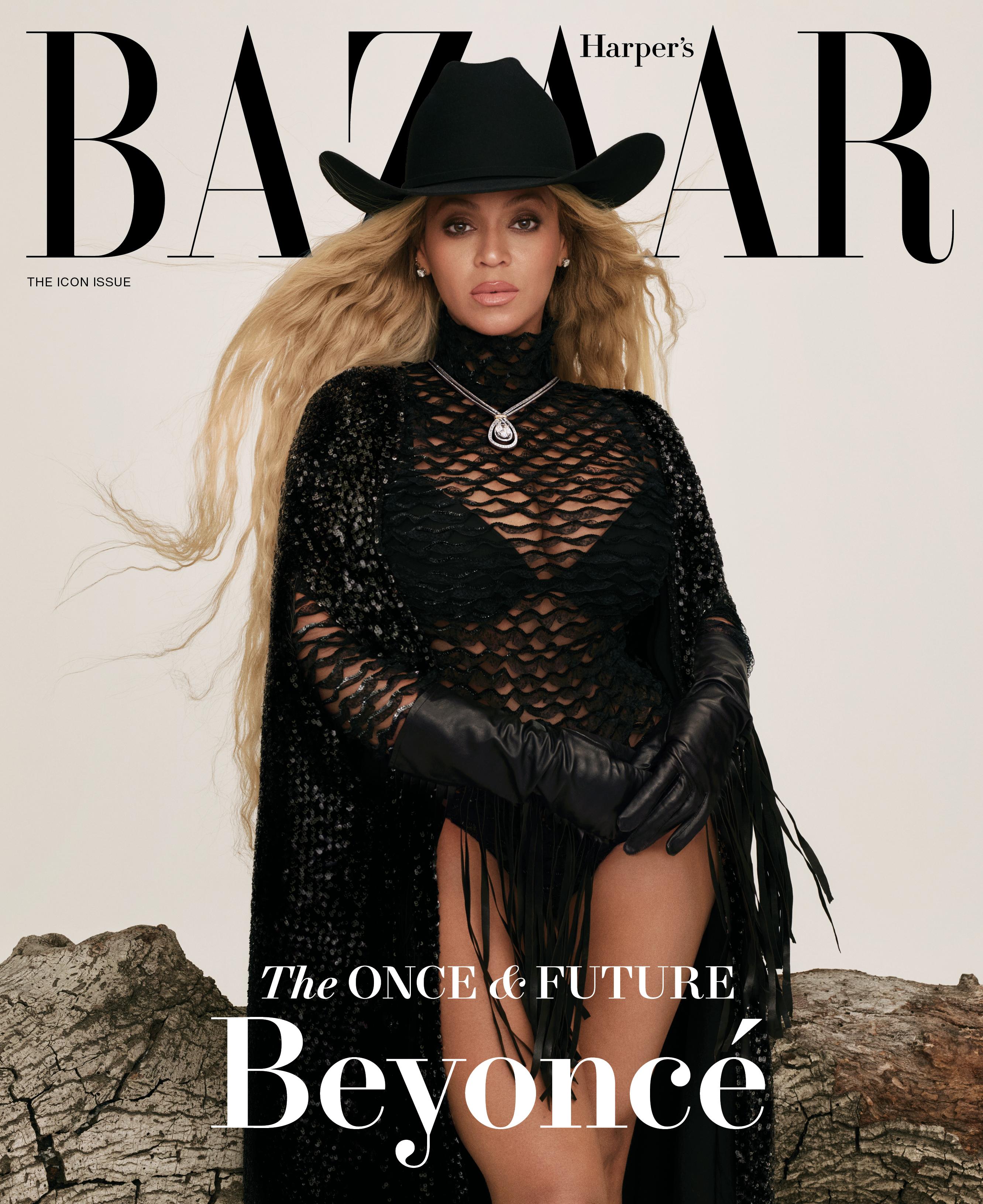 Beyonce Harper's Bazaar