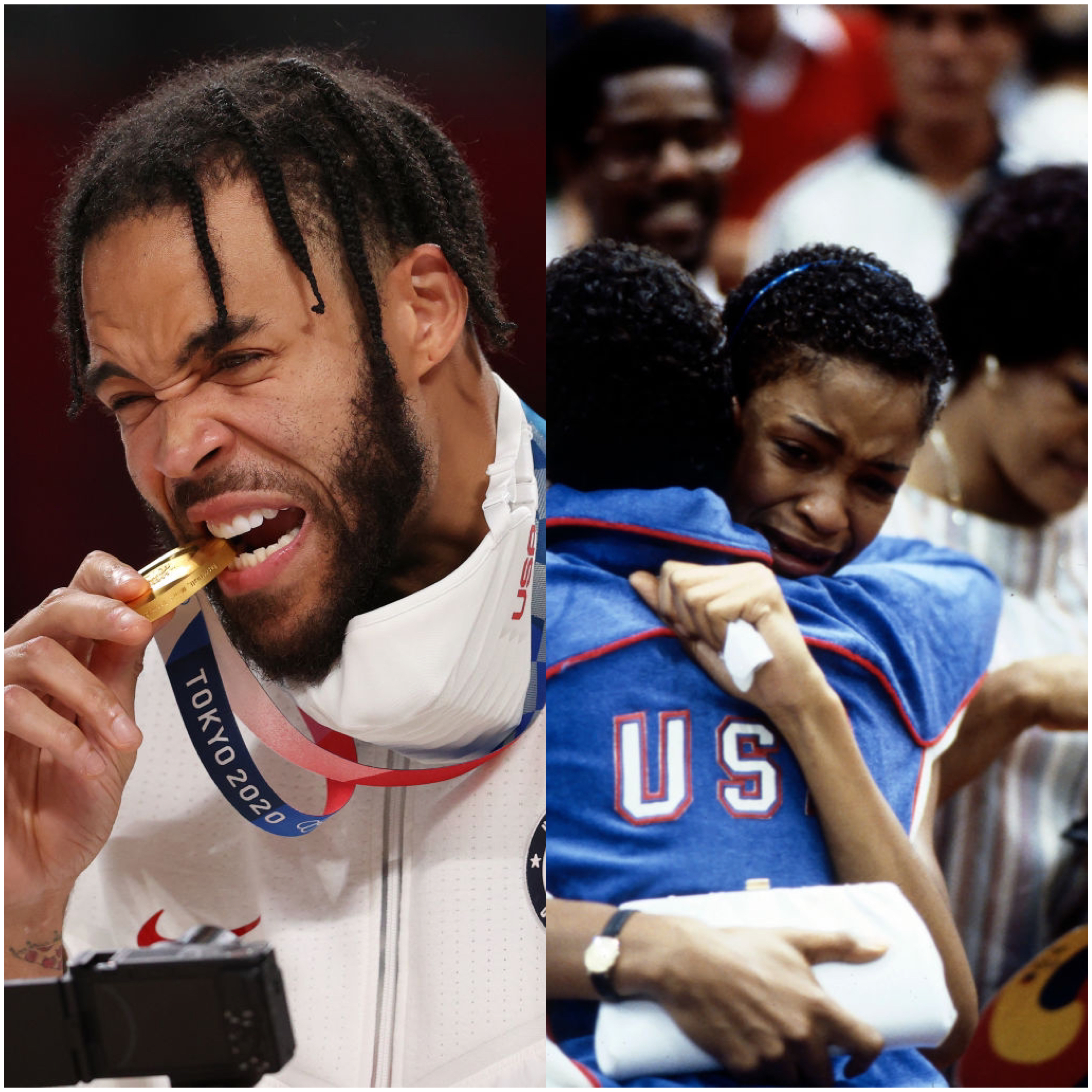 Pam and Javale Mcgee