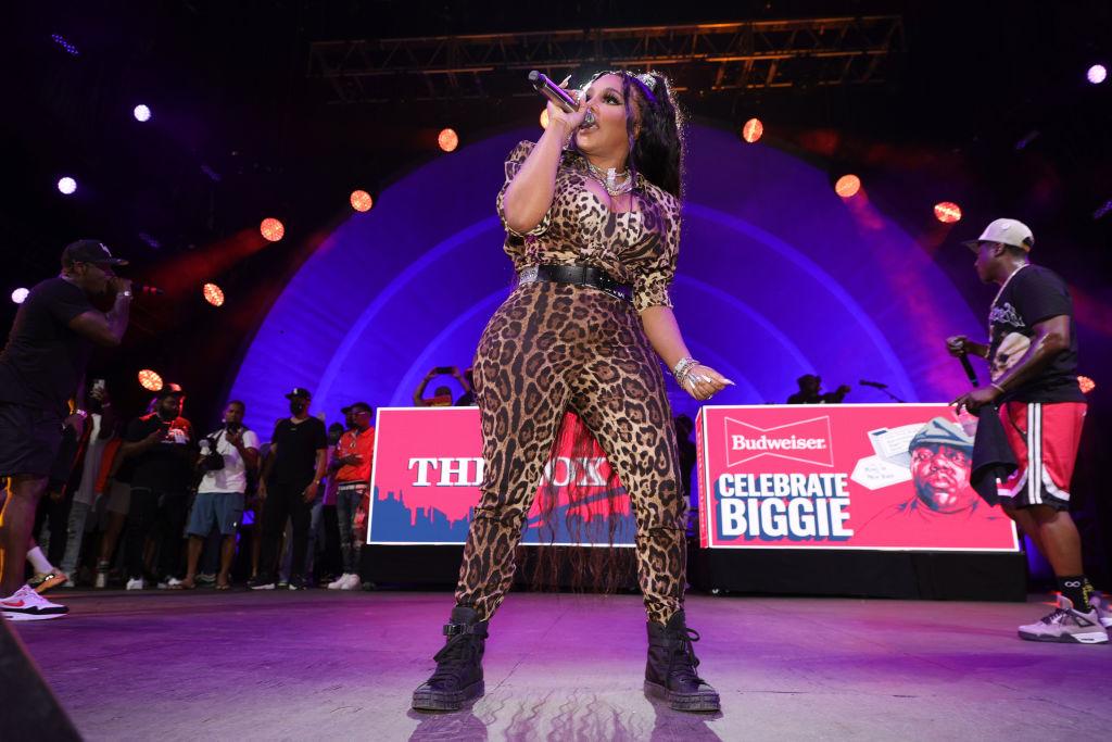 43rd Annual BRIC Celebrate Brooklyn! Festival - Celebrate Biggie