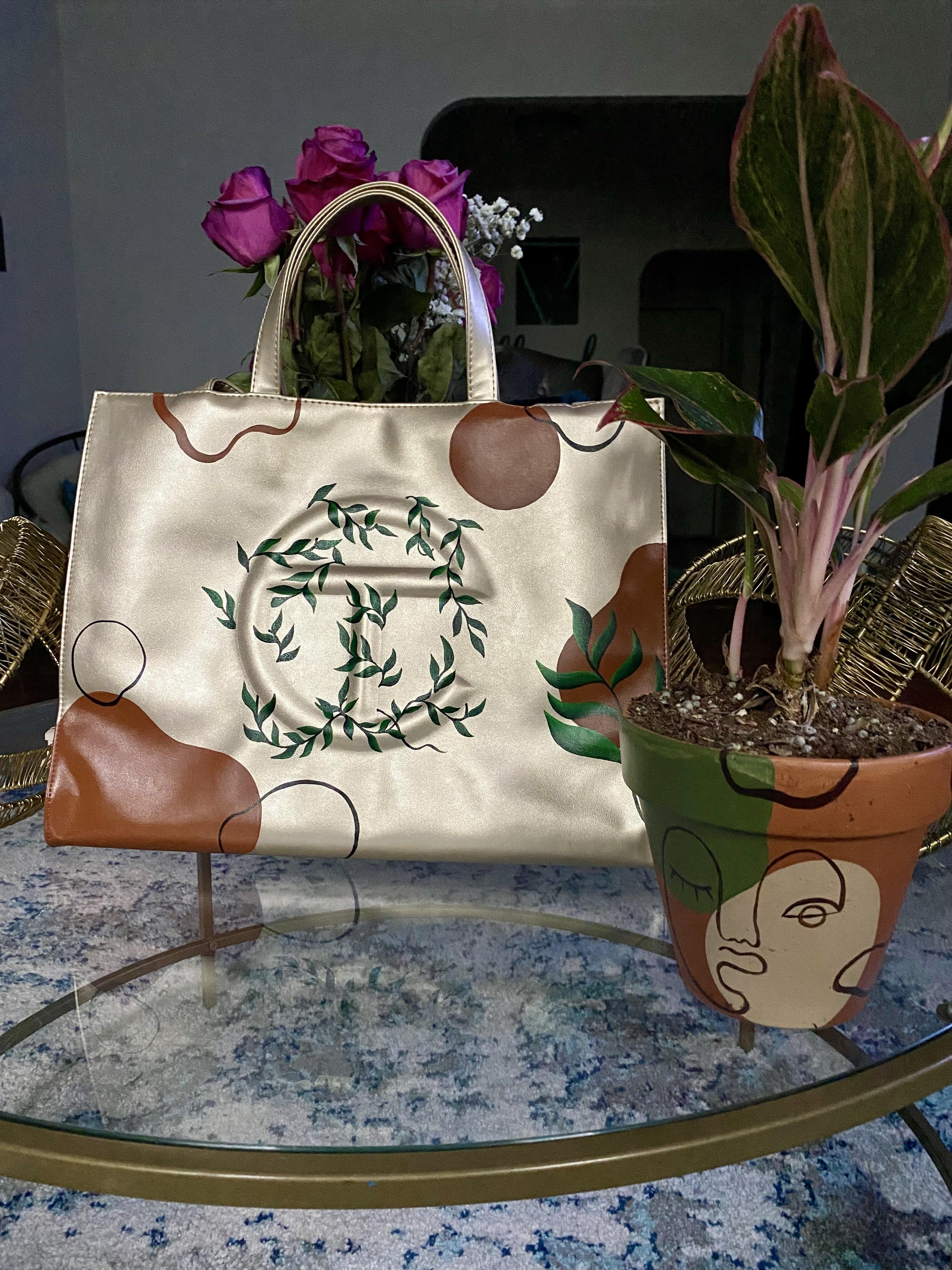 Marsha B Telfar bag
