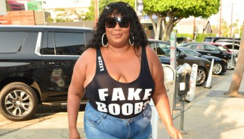 Celebrity Sightings In Los Angeles - August 23, 2021