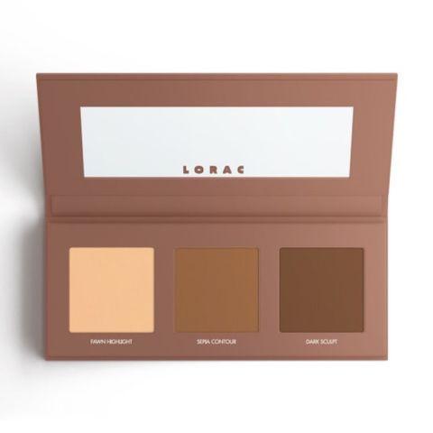 Lorac Petite PRO Contour Palette 2/ Medium-Dark