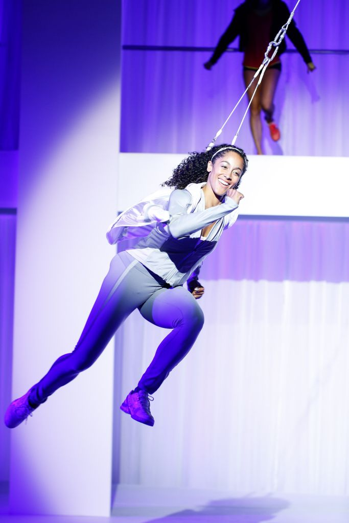 Athleta - Runway - Mercedes-Benz Fashion Week Spring 2015