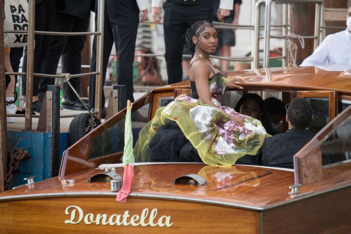 Celebrity Sightings During the Dolce&Gabbana Alta Moda In Venice
