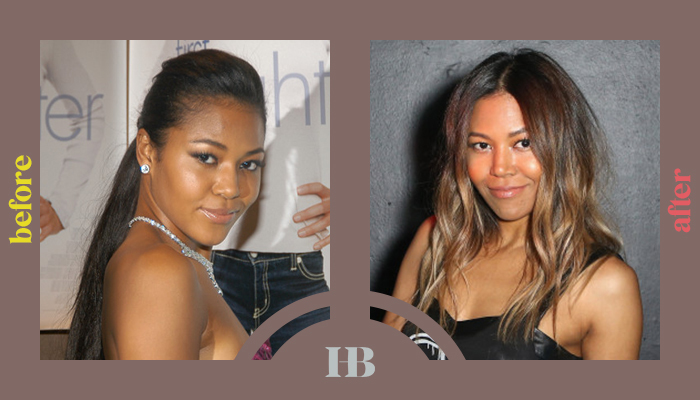 """Amerie's Before and After """"Plastic Surgery"""""""