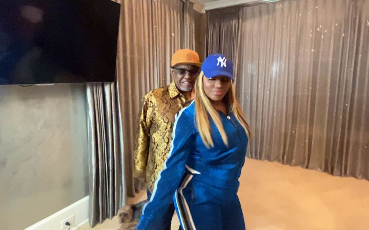 """Nene and Gregg Leakes dance on """"Saving Our Selves: A BET COVID-19 Relief Effort"""""""