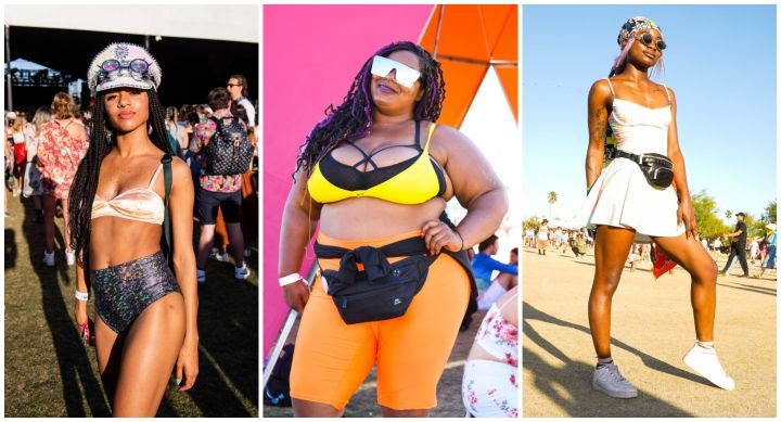 Black Women Festival Fashion