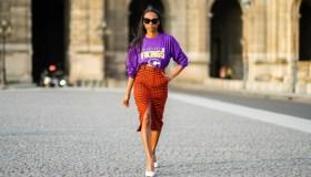 Fashion Photo Session In Paris - August 2021
