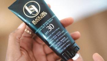 Black Girl Sunscreen Broad Spectrum - SPF 30