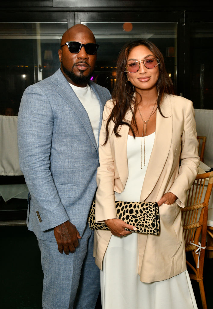 Jeezy and Jeanne Mai at Prabal Gurung's Kickoff Party