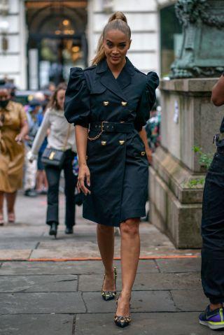 Street Style - September 2021 New York Fashion Week