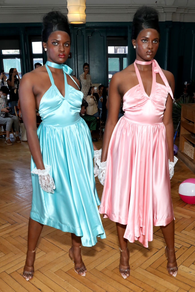 House Of AAMA - Presentation - September 2021 - New York Fashion Week: The Shows