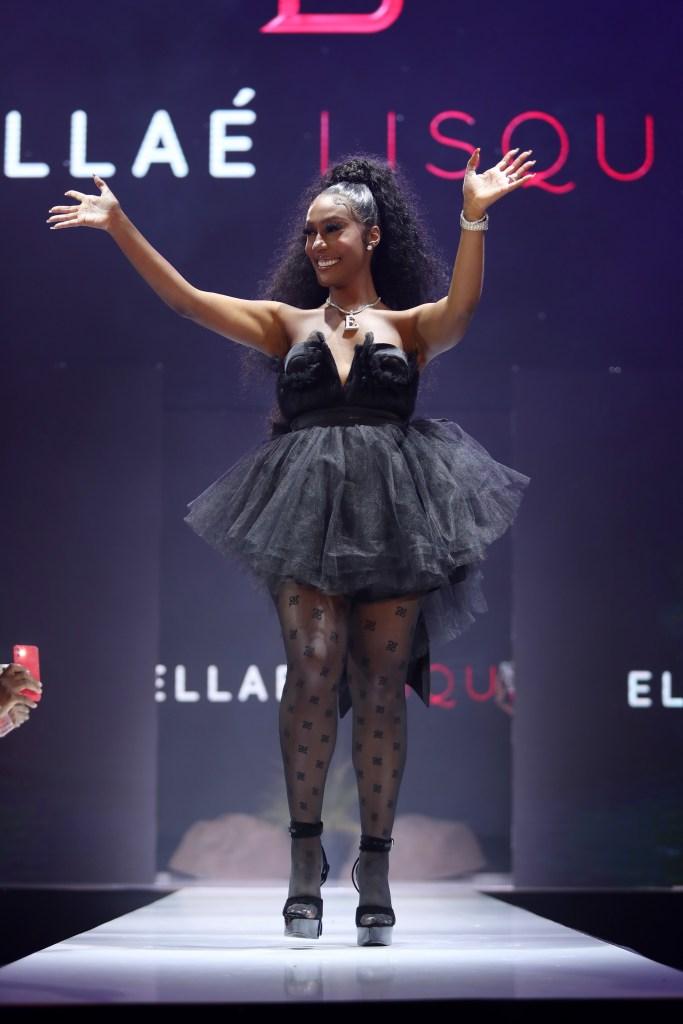 "Ellaé Lisqué ""Birthday Collection"" Fashion Show"