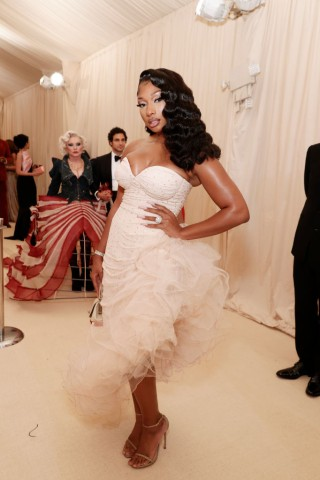 The 2021 Met Gala Celebrating In America: A Lexicon Of Fashion - Red Carpet