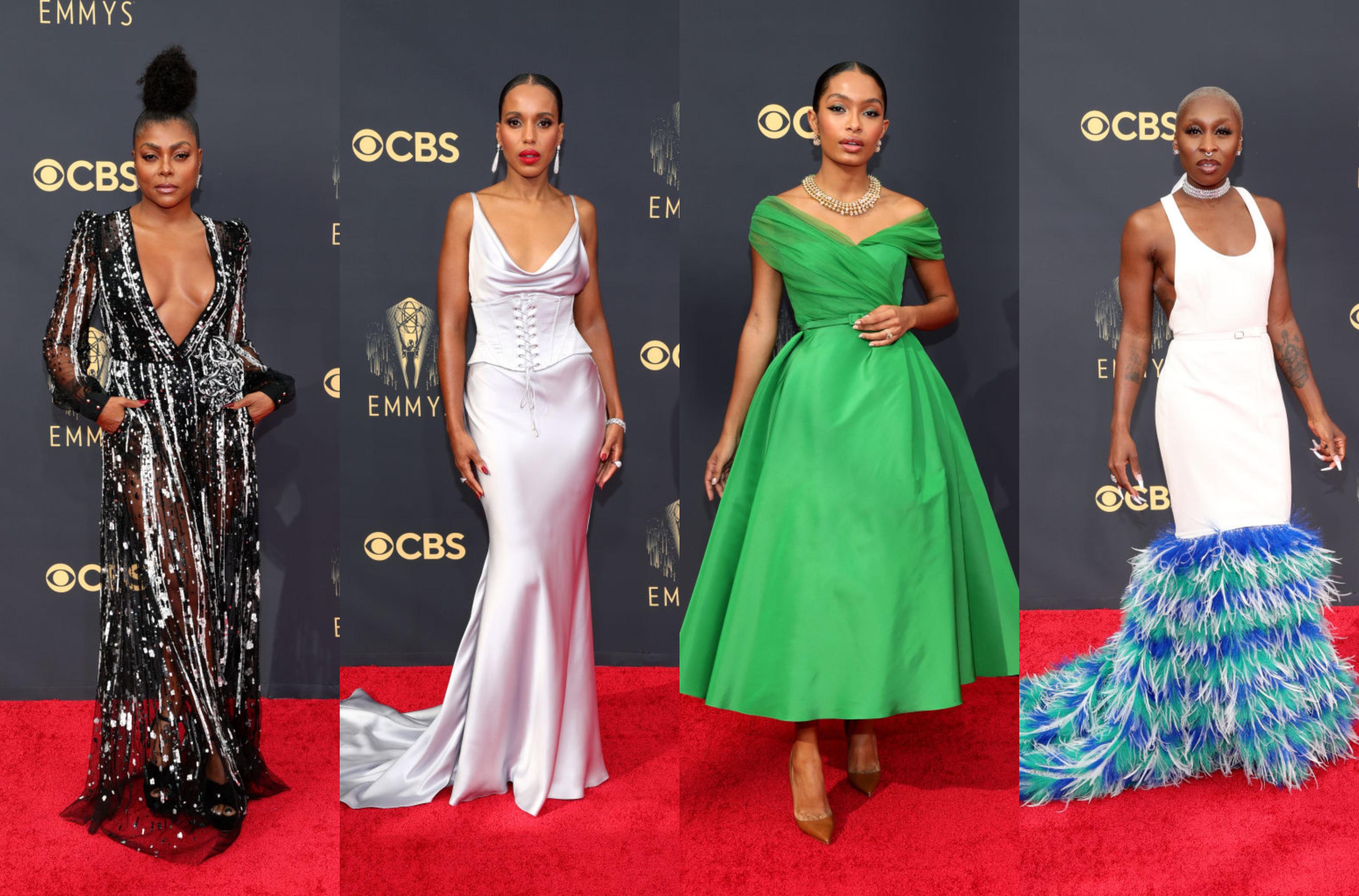 2021 Emmys Red Carpet