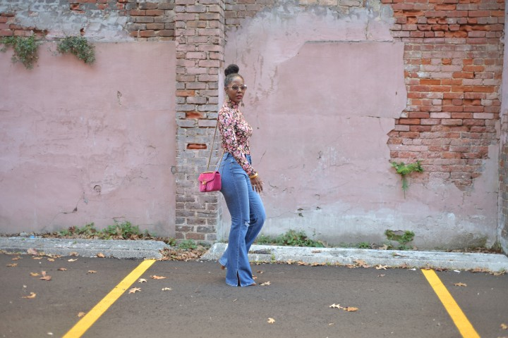 5 Ways To Rock A Floral Pattern This Fall