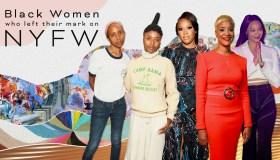 Black Women Left Their Mark On FW