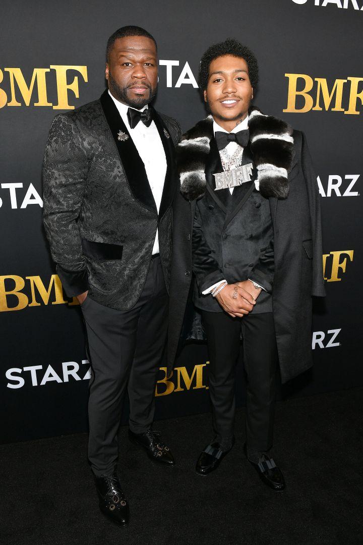 50 Cent & Demetrius Flenory Jr.