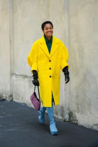 Street Style - Day 4 - Milan Fashion Week - Spring / Summer 2022