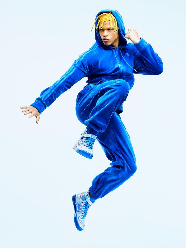 Jeremy Scott X Adidas Original Dip Collection