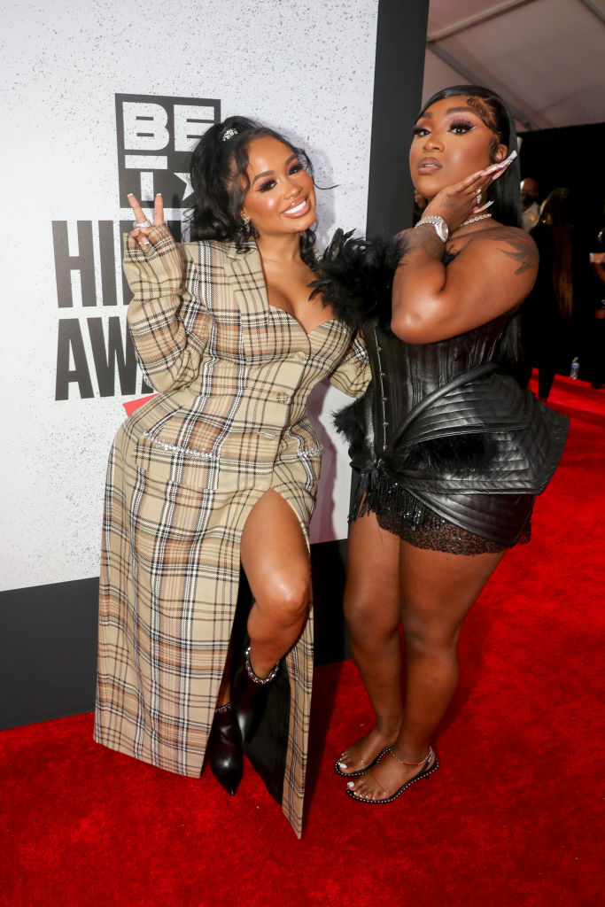 DreamDoll and Erica Banks