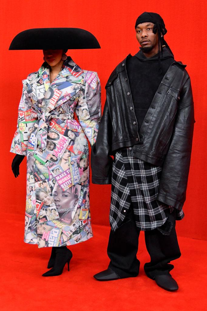 Balenciaga - Runway - Spring/Summer 2022 Paris Fashion Week