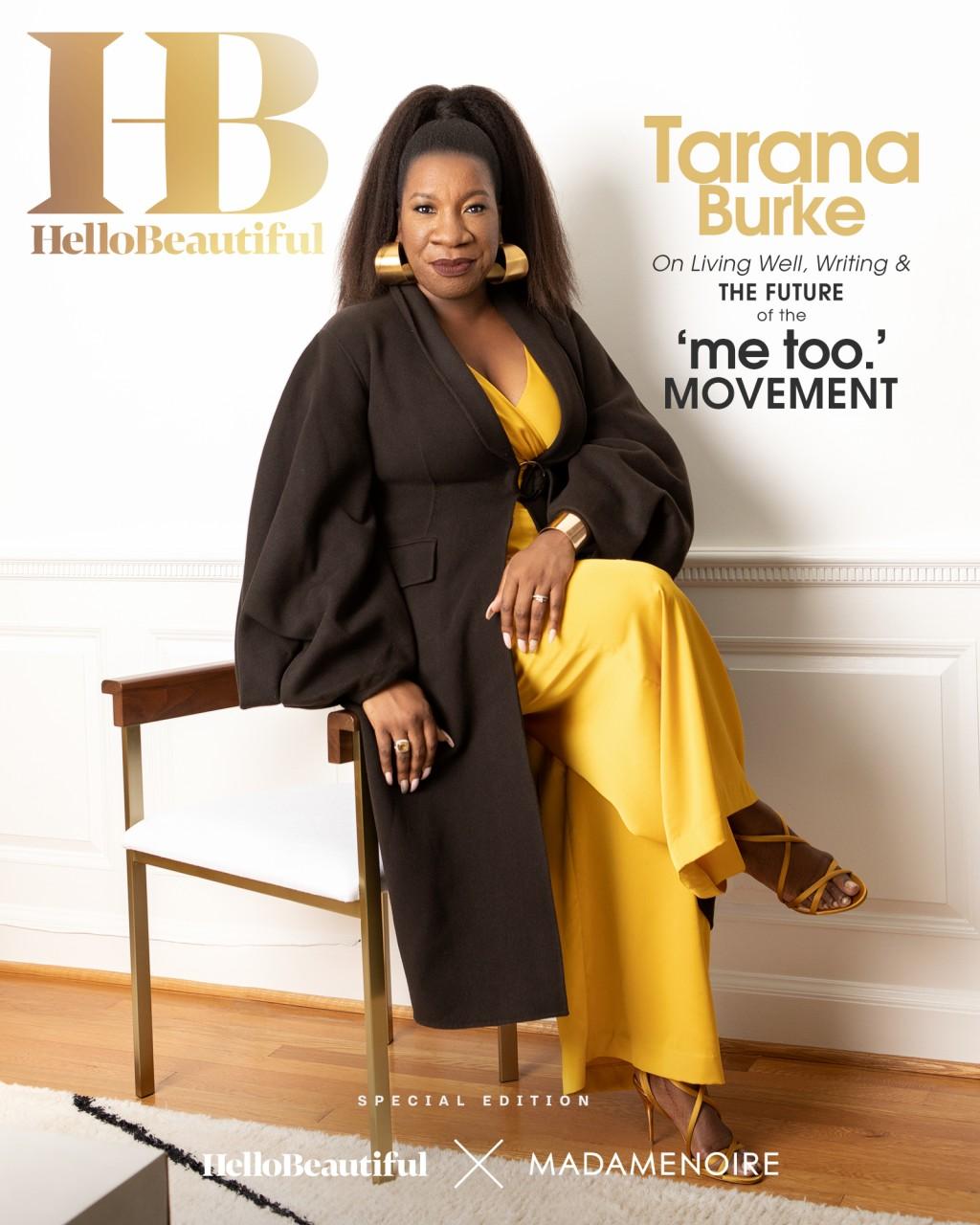 Tarana Burke HB X MN Digital Cover October 2021
