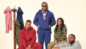 LCKR by Foot Locker New Collection with Gunna