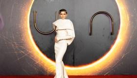 """Dune"" UK Special Screening - Red Carpet Arrivals"